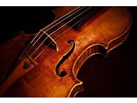 Violin teacher looking for new students