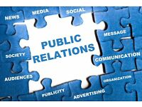 Public Relations Person needed (voluntary)