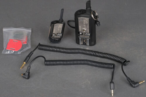 Mint SMDV Flash Wave III RX Transmitter and  Receiver combo - Tested!