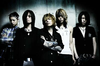 Dir En Grey Music Poster 28'' X 18''