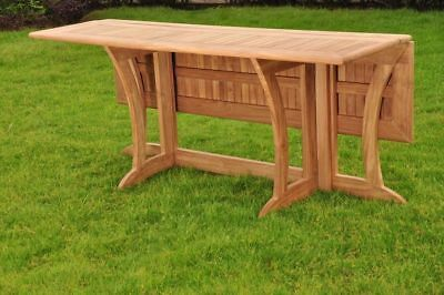 (9-Piece Outdoor Teak Dining Set: 69