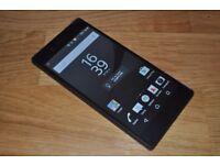 Sony experia z5 black