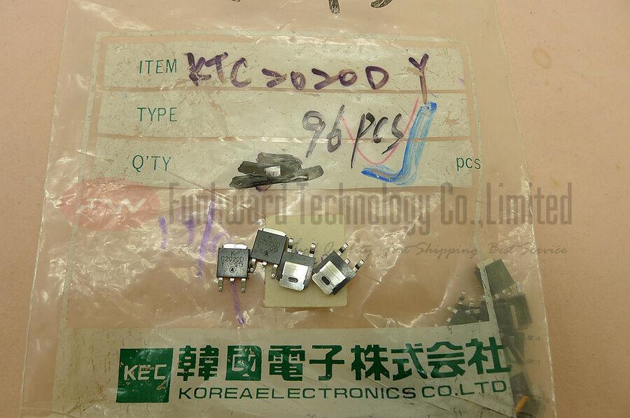 KEC KTC3204-Y-AT//P KTC3204-Y Epitaxial Planar NPN Transistor TO92S x 10pcs