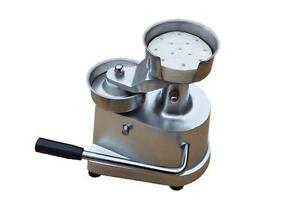 "4"" Hamburger Burger Meat Patty Press Maker Tool 170610"