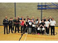 BRAND NEW INTRODUCTORY COURSES FOR ADULTS!!! Introduction to Kickboxing & Martial Arts