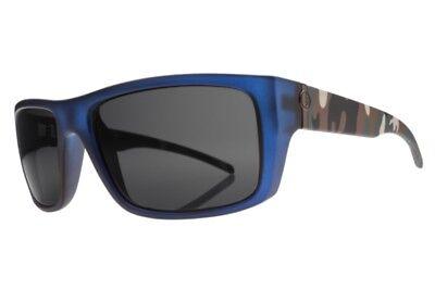 Electric Visual Sixer Blue Jungle / OHM Grey Sunglasses