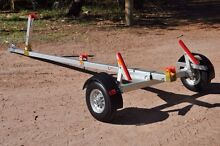 Wanted Mangrove Jack Folding Boat Trailer Campbelltown Campbelltown Area Preview