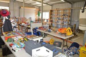 Downsizing Garage Sale - House and Farm Shed Royalla Queanbeyan Area Preview