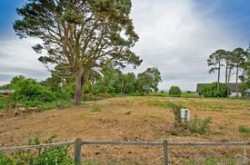 1/2 Acre (.22H) Land with Detailed Planning Consent, Power and Telephone on sight Water close by
