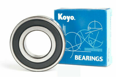 Koyo 6203 2rs Deep Groove Ball Bearings 17mm X 40mm X 12mm