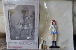 Kingdom Hearts Video Game Figures Wyee Lake Macquarie Area Preview
