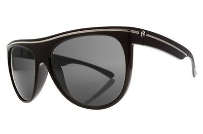 New NIB Electric Low Note Gloss Black Women's Sunglasses
