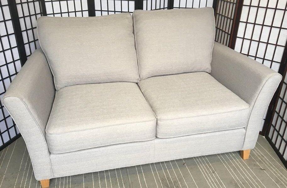 Furniture Village Bond Street Salta Ash 4 Seater U0026 2 Seater Sofa New A
