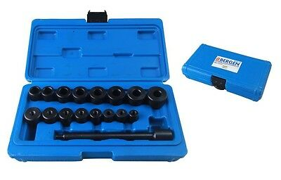 BERGEN 17pc CLUTCH ALIGNMENT KIT Universal Fitting Car Service Tools