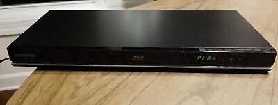 Samsung BD-D5100 Blu Ray Disc DVD Player No Remote FULLY TESTED - Works Great