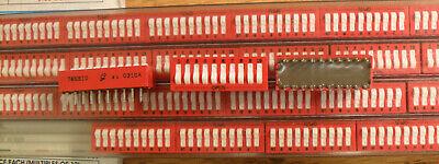 Grayhill 76sb10 10 Position Dip Rocker Switches - New