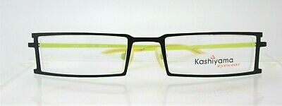 Kashiyama BI-61 176 Glasses Eyeglasses Optical Frames New