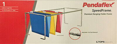Pendaflex Hanging Folder Frame For Drawers Letterlegal Size 24-27 Long Steel