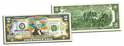 Yellowstone National Park  2 Bill   Genuine Legal Tender   Special Pricing