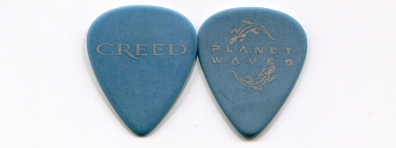 CREED  2002 Weathered Tour Guitar Pick!!! MARK TREMONTI custom concert stage #2