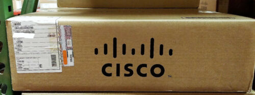 New Sealed Cisco Ws-c2960l-48ps-ll Catalyst 48 Port Switch