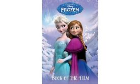 9 BRAND NEW Disney Frozen paperback story books. 144 pages per book.