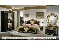 Italian Bedroom Furniture - Italian Bedroom Set - Italian Furniture, Italian made furniture