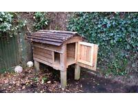 Chicken run/home for sale rabbit hutch