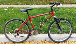 "Mountain Bike For Sale, KONA, 19-nch FRAME,  26X195""TIRES, 21-SPEED"