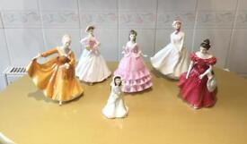 ROYAL DOULTON ROYAL WORCESTER COLLECTION