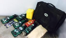 Quality brandnew turtle wax car valeting kit,bargain £35 as car wax alone costs over £15,costs £75