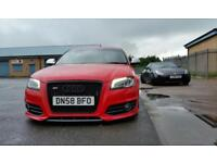 Audi S3 s-tronic facelift