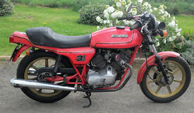 MOTO MORINI 350 SPORT 1984