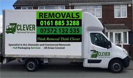 House and Business Removals, Man and Van services, Single Item Pick ups