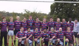 Rugby Club in Croydon wants more players (particularly props!)