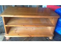 Pine TV Unit / Shelf