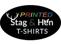 Printed tshirts: Hen/Stag/Events