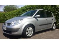 AUTOMATIC 75000 MILES ONLY 2006 RENAULT SCENIC 1.6 16V DYNAMIQUE VVT 110 BHP MINT DRIVE