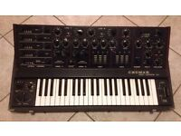 CRUMAR DS 2 Vintage Analog Rare Synthesizer Mono and Polyphonic