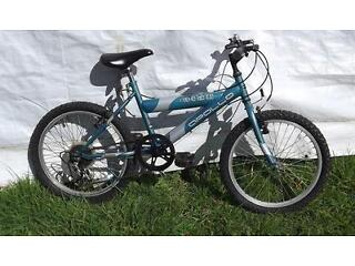 "VERY NICE BOY/GIRL 20"" WHEEL APOLLO INDEPENDANCE MOUNTAIN BIKE"