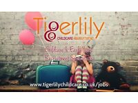 Level 2/Level 3 Nursery Nursers and Room Leaders needed for wonderful nurseries in Reading