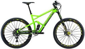 2016 Cannondale Jekyll Carbon 1, 2, and Alloy 3 and 4, and 2016 Cannondale Trigger Carbon 1, 2, and Alloy 3