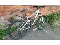 GIANT TRANCE X4 FRONT & BACK SUSPENSION MOUNTAIN BIKE FULLY SERVICED PERFECT FOR CANNOCK CHASE