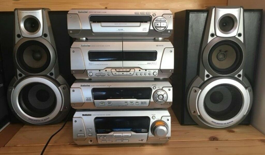 Bose Stereo >> Technics Hi-Fi System SC-EH770 | in Bilston, West Midlands | Gumtree