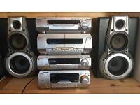 Technics Hi-Fi System SC-EH770
