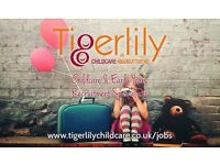 Part time nanny needed Mon-Thurs 12-5.30pm £10net/hour. Suitable for nanny with own child.