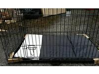 Large indoor dog / pet cage