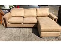 DFS sofa bed with underneath storage