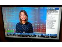 "60"" sharp LCD smart tv like new"