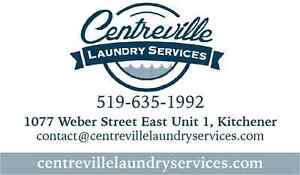 Laundry Service !!! Work On Your Business, not dirty laundry Kitchener / Waterloo Kitchener Area image 1